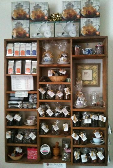 organic & fair trade gourmet teas